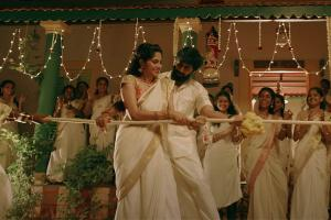 Watch Sivaangi and Vineeths Tamil track Adipoli recreates Onam celebrations