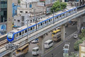 Chennai Metro timings extended to run till 11 pm