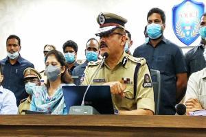 Rape complaint at Gandhi Hospital found to be false missing woman safe Cops