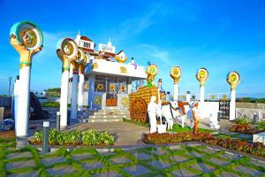 New levels of sycophancy MLA builds temple for CM Jagan spending lakhs