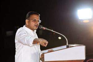 BJP Tamil Nadu Gen Secy KT Raghavan resigns after sting video