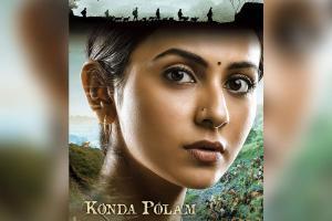Rakul Preet unveils first look of her character in director Krishs Konda Polam