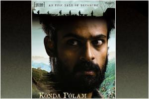 Vaishnav Tej-Rakul Preet Singh movie titled Konda Polam