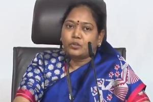 After crimes against two women in Andhra Home Minister puts onus of safety on women