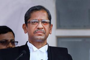 CJI Ramana offers to mediate between Telangana and AP to resolve Krishna water dispute
