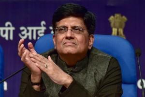 Piyush Goyal says India Inc works against national interest attacks Tata Sons