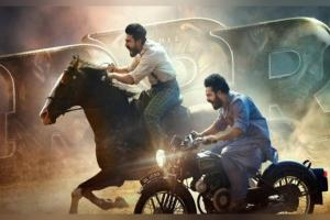 Jr NTR and Ram Charans RRR wraps up shoot schedule in Ukraine
