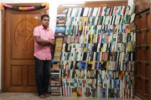 This Kerala man restores videos of forgotten shows and old interviews of actors
