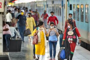 Passengers are back on trains South Central Railway sees spike in revenue