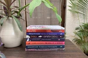 Baby Doll to Hellfire 8 recommendations for Women in Translation month