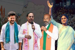 In Telangana parties go all out to bag Huzurabad seat