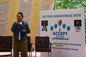 Meet Gargi of Zain Foundation raising awareness about autism one rally at a time