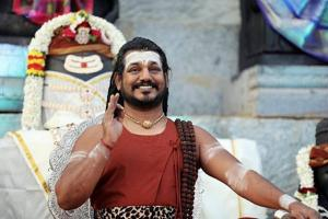 Nithyanandas decade-old claim on Madurai Aadheenam ends new chief declared
