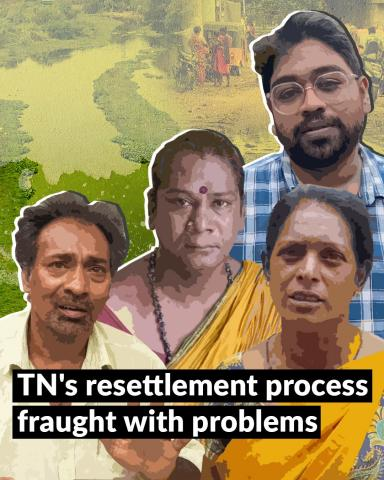 Why TN's policy of evicting Chennai residents for river restoration is problematic