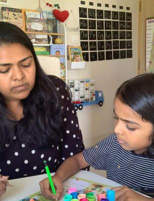 Indian parents are opting for homeschooling, tutors as online class fatigue sets in