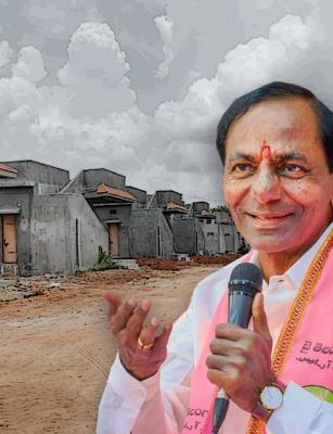 New homes, Rs 10 lakh: A status check of CM KCR's 2019 promise to his native village