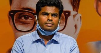 K Annamalai BJP President